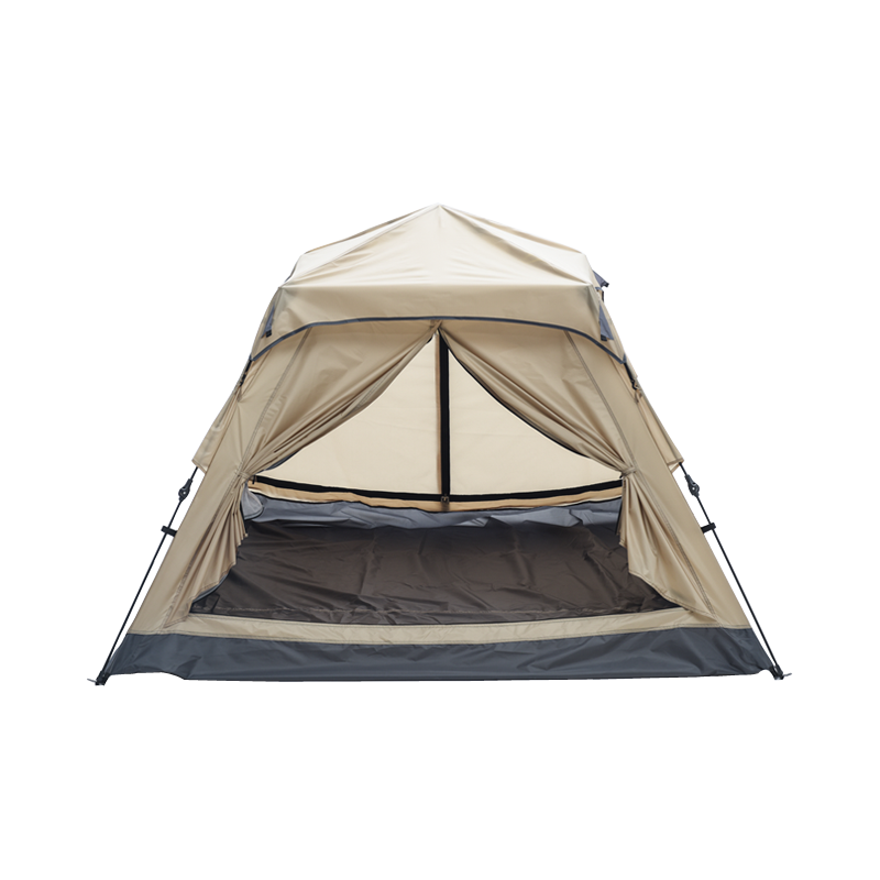 Double Layer Automatic Tent